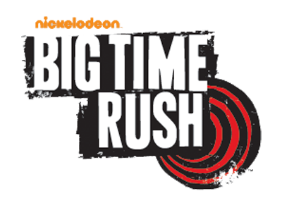 Font from the Big Time Rush logo?