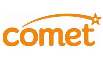 New Comet Logo UK??