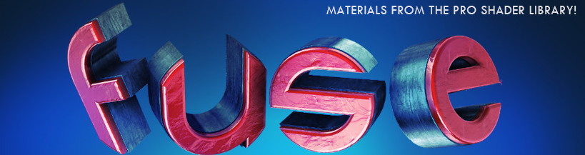 Fuse Font in Element 3D