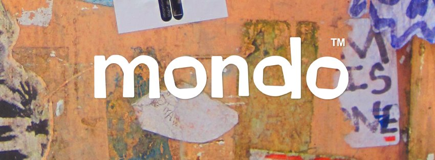 Mondo Mini Shows Font