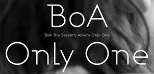 BoA's Only One