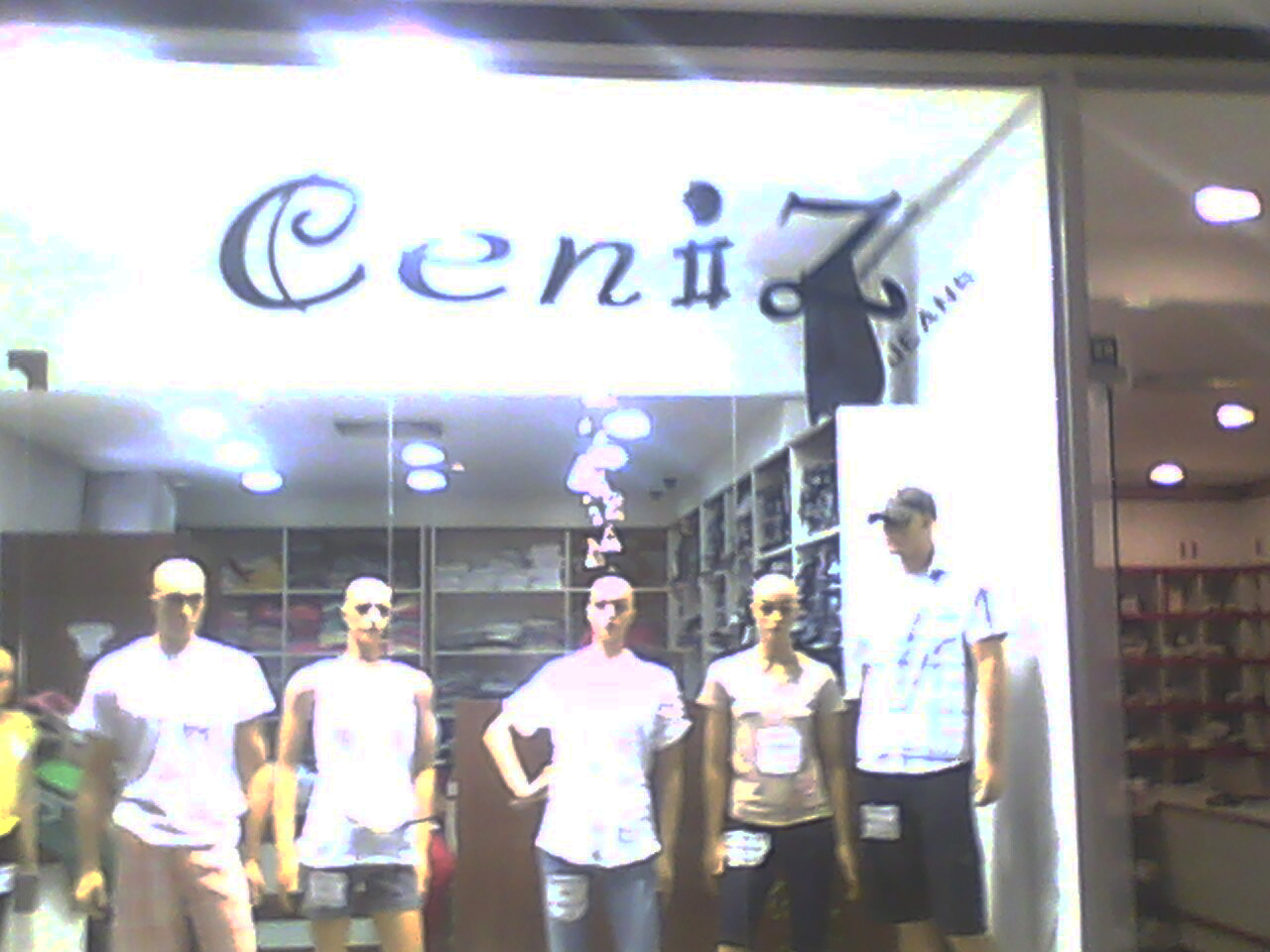 Clothing Store in Brazil