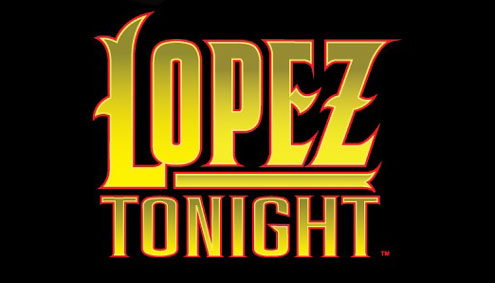 "Font for ""Lopez"" & ""Tonight"""