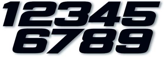 Miami Heat Number Font Forum Dafont Com