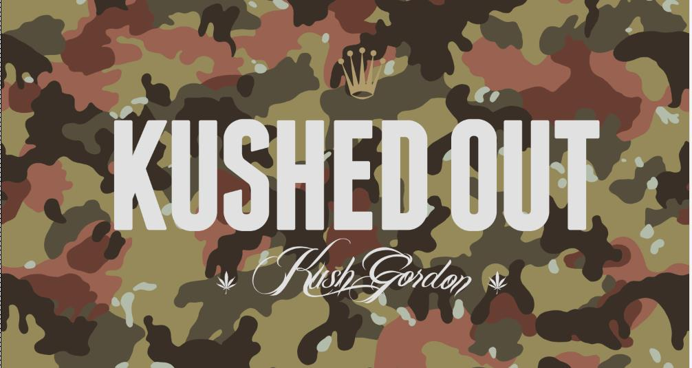 Kushed Out font