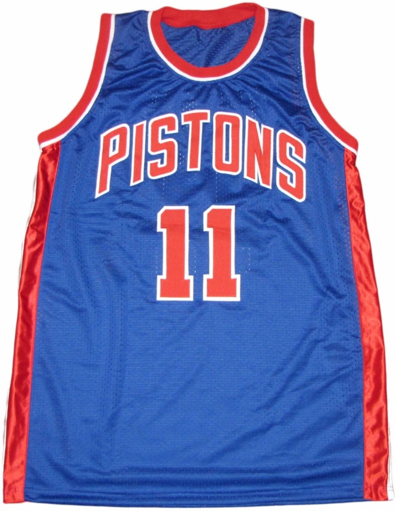 Old Detroit Pistons Jersey logo font