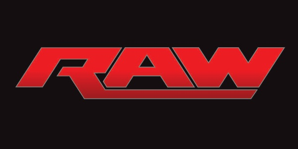 WWE Monday night raw Raw Font