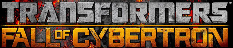 Font for Transformers: Fall of Cybertron