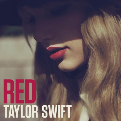 "What Font Is This??? Taylor Swift Album-""RED"""