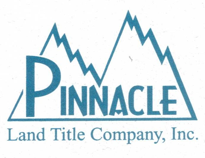 What font is the word Pinnacle?