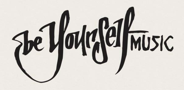 Be Yourself Music Font
