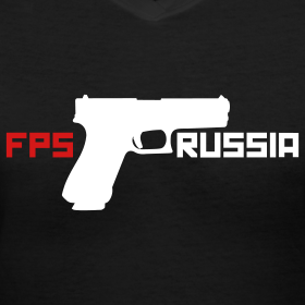 FPS Russia Font