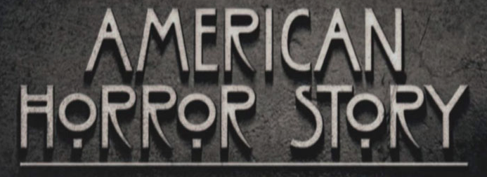 AHS Font ? thanks for help me.