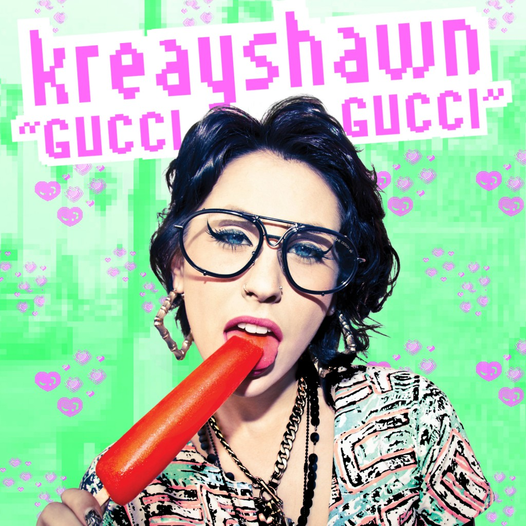 someone know this Kreayshawn font ?