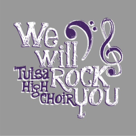 We will Rock you font?