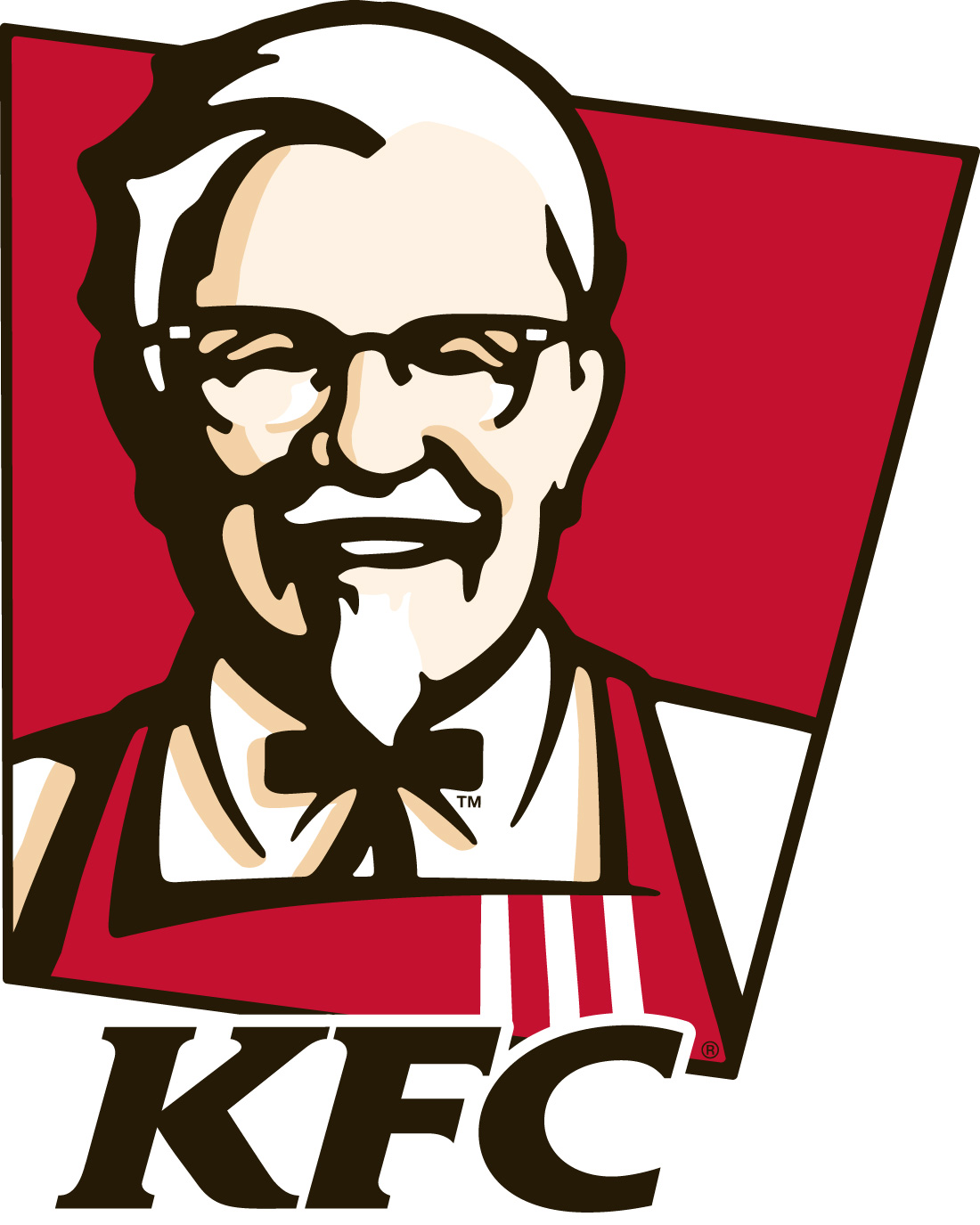 What font is that? KFC????