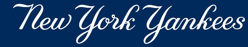new york yankees font  forum dafont com new york yankees font free download new york yankees script logo font
