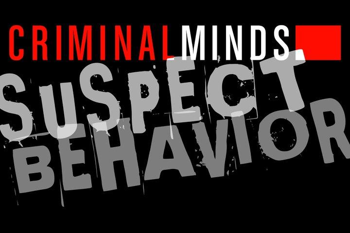 Criminal Minds Logo Font