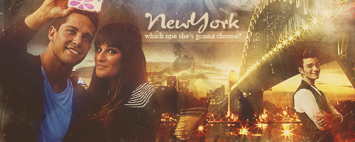Glee NEW YORK!