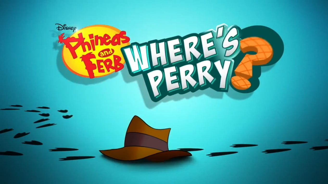 �WHERE'S PERRY?