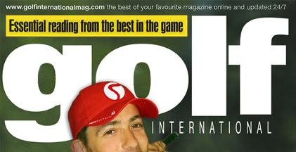 what font is used for Gold Internacional Magazine