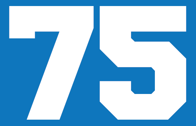 "font of this ""75""?"