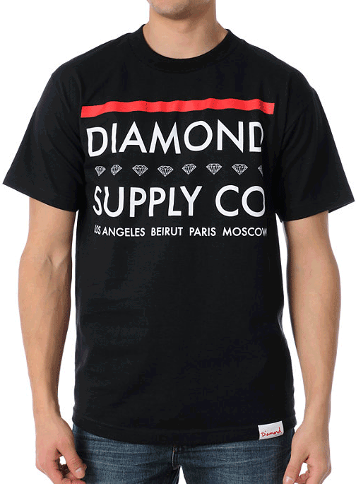 Diamond Shirt font!