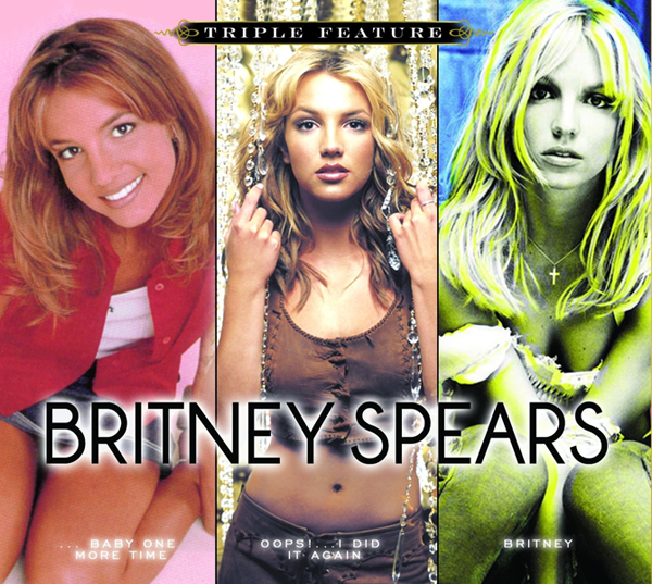 Britney Spears - Triple Featur