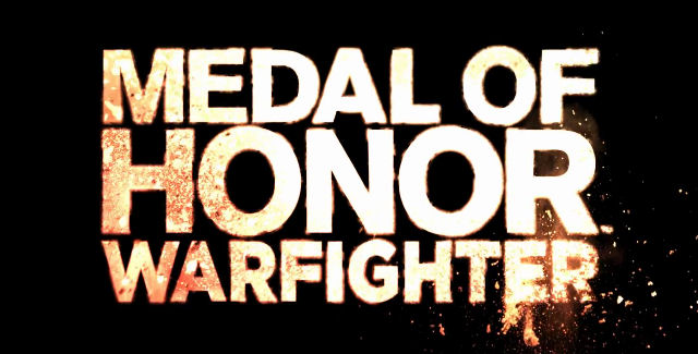 Medal Of Honor Warfighter font?
