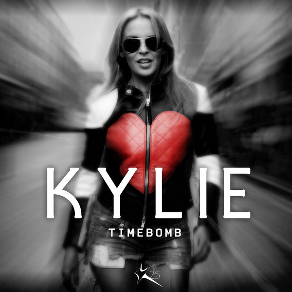 KYLIE and TIMEBOMB font pls
