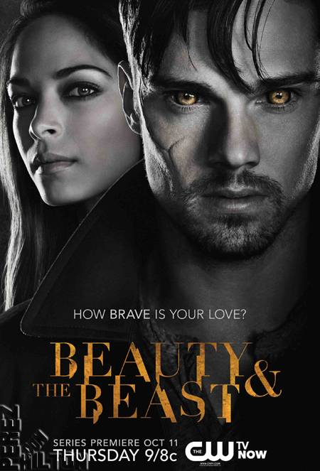 Beauty & The Beast font.