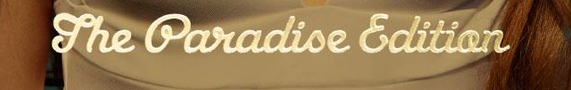 What is this font? - LANA DEL REY - THE PARADISE EDITION