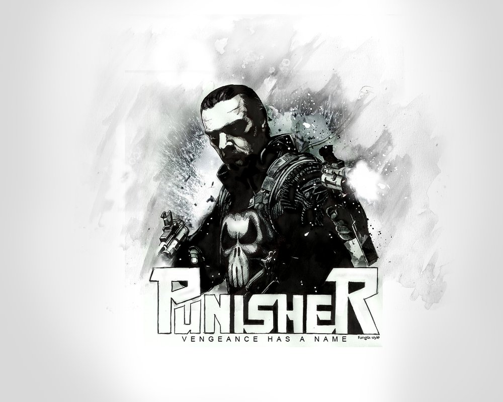 Punisher Font?