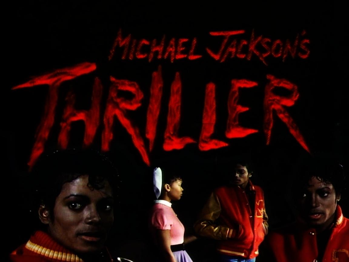 Michael Jackson Thriller 83