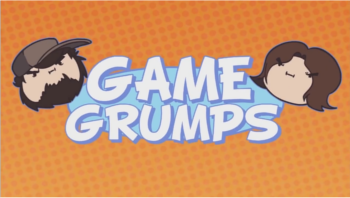Game Grumps Font