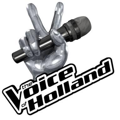 The Voice of Holland font
