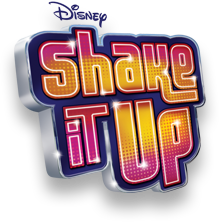 Shake it Up font??
