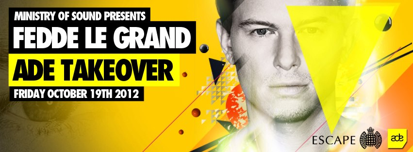 Which font is this? (Fedde Le Grand - ADE TAKEOVER)