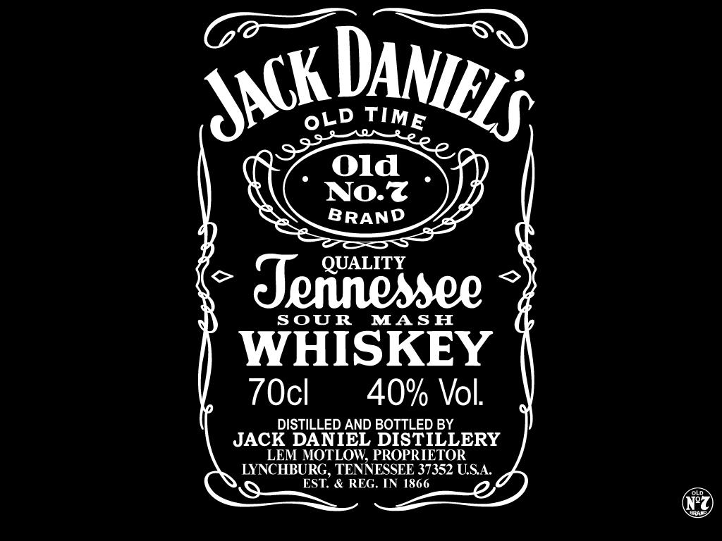 Célèbre Jack Daniels font - forum | dafont.com JN57