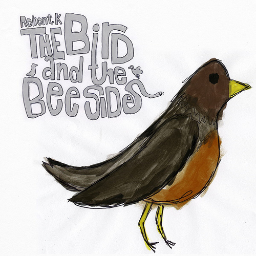 Relient K, The bird and the bee sides album