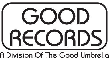 The Mysterious Font - Good Records' Logo