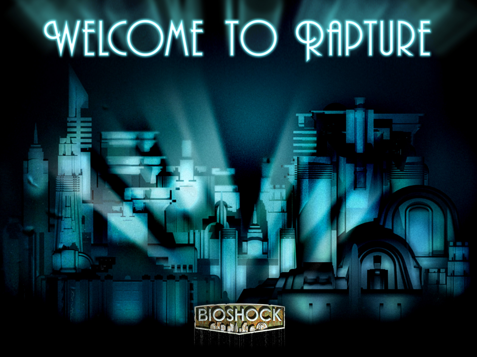 Welcome to Rapture !