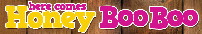 """Honey Boo Boo"" font"
