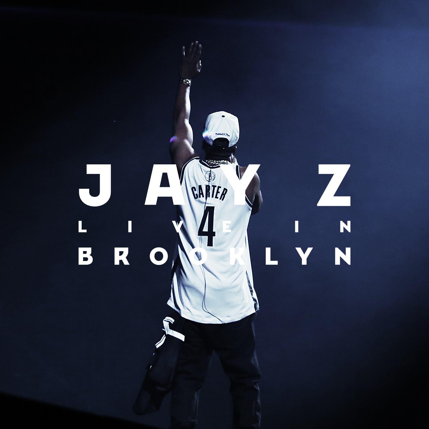 Jay Z - Live in Brooklyn Album Cover