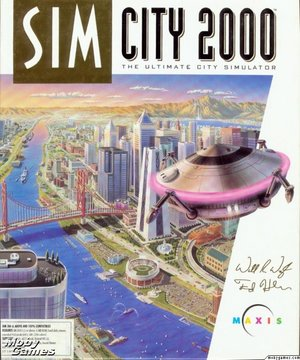 what font is this for Sim City 2000
