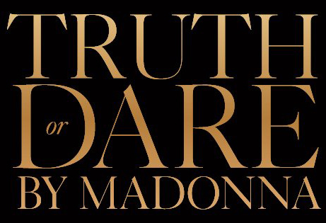 Truth or Dare font pls