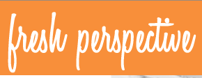 """Fresh Perspective"" font?"