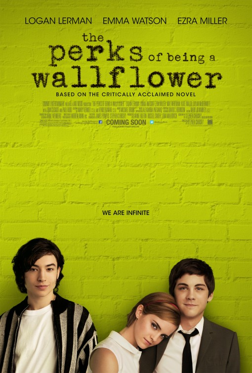 The perks of being a Wallflower?