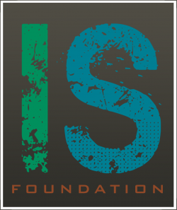 IS Foundation (ian somerhalder foundation) logo font name?!