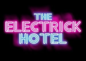 The Electrick Hotel font please?